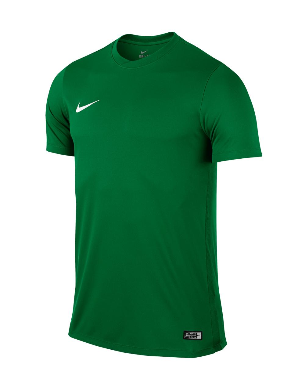 CAMISETA NIKE FUTBOL PARK VI KIDS VERDE - - Camisetas 28dc89fd52f6e