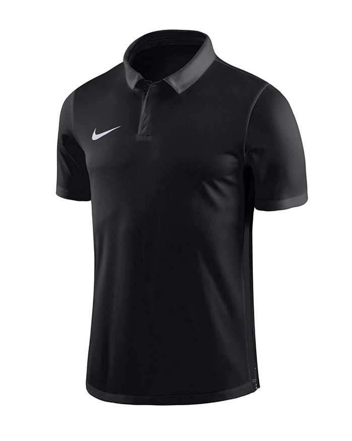 Nike Academy 18 Performance Polo BLACK 0