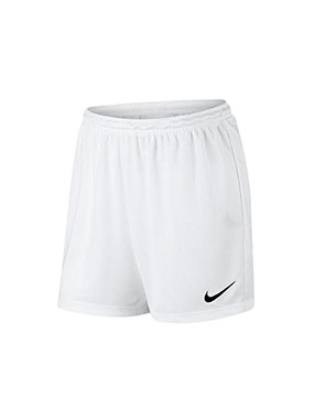 PARK II SHORTS WHITE/ BLACK WOMEN