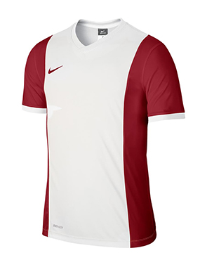 CAMISETA NIKE SS PARK DERBY AZUL/ROJA - White and Red