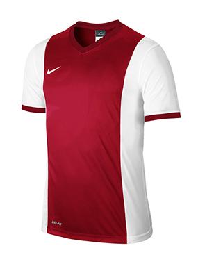 Camiseta Nike Park Derby - White & Red