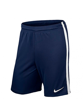 SHORT NIKE LEAGUE KNIT NB AZUL OSCURO