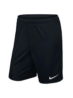 Short Nike Futbol PARK II KNIT Negro