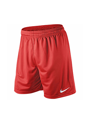 SHORT NIKE PARK II KNIT NB ROJO