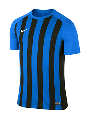 CAMISETA NIKE STRIPED SEGMENT III ROJA/NEGRA - Inter