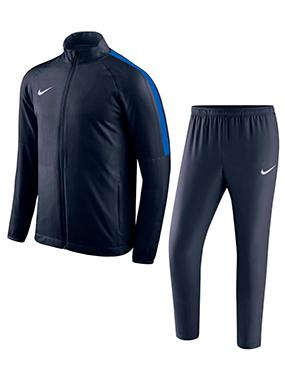 Nike Academy 18 Tracksuit AZUL Y CELESTE
