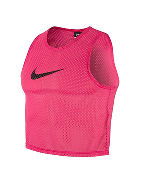 PECHERA NIKE TRAINING BIB I ROSA